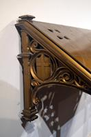 Bronze Ornate Lectern (2 of 9)