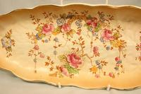 Antique Crown Devon Shaped Serving Dish (2 of 8)