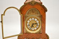 Antique French Style Kingwood Mantel Clock (5 of 11)