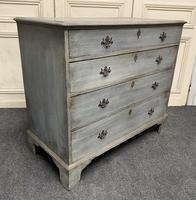 Georgian Oak Chest of Drawers (6 of 18)