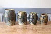 Scottish Pottery Slipware Barrel Storage Jars x4 (11 of 35)