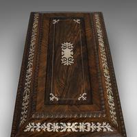Ornate Antique Tea Caddy, English, Rosewood, Sarcophagus, Chest, Regency c.1820 (3 of 12)