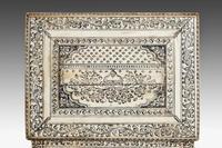 Early 19th Century Vizagapatam Bone Box (3 of 9)