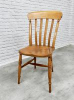 Set of 8 Antique Windsor Kitchen Chairs (3 of 6)