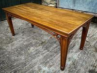 Victorian Gothic Dining Table