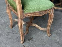 Set of 6 French Oak Farmhouse Dining Chairs (10 of 10)