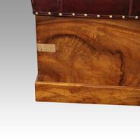 Victorian Camphor Wood Ottoman (7 of 9)