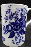 Attractive Late 18th Century Caughley Pint Tankard (3 of 5)
