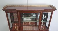 Edwardian Inlaid Mahogany Bonheur Du Jour Desk (5 of 7)