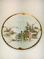 Beautiful Hand Painted Japanese Eggshell Porcelain Tea Set c1905 (10 of 17)