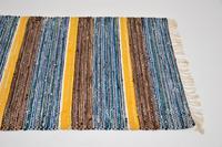 1960's Vintage Scandinavian Wool Rug (7 of 12)