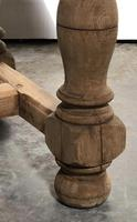 French large oak farmhouse dining table (33 of 38)