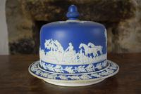 Large Brownhills Pottery Acorn Pattern Cheese Dome (7 of 10)