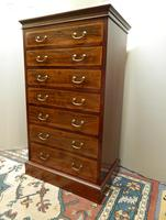 Mahogany Chest of Drawers - Maple & Co (2 of 6)