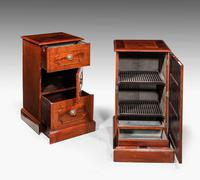 Pair of Late 18th Century Mahogany Cupboards (6 of 6)