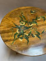 Painted Italian Lamp Table (6 of 6)