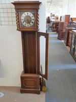 Oak Chiming Clock (6 of 8)