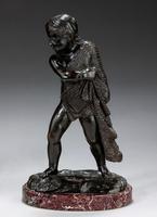 Pair of Mid-19th Century Italian Bronze Figures (5 of 5)