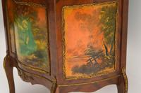 Antique French Style Ormolu Mounted Display Cabinet (7 of 13)