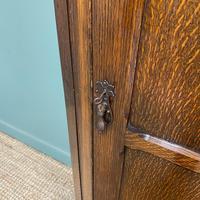 Quality Oak Antique Hall Cupboard / Wardrobe (2 of 7)