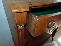 Dutch Empire Oak Side Cabinet (4 of 10)