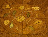 Suite of French Walnut & Floral Marquetry (14 of 15)