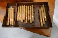 Fine Quality Burr Walnut Humidor Made by Boisseliers du Rif (7 of 12)