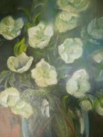 Oil Painting Vase of Flowers (7 of 7)