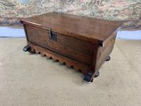 Small Carved Spanish Provincial Coffer (7 of 7)