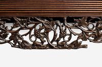 Mid 19th Century Chinese Hardwood Sofa (7 of 9)