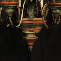 Florentine 18 Light Polychrome Chandelier (9 of 10)
