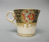 Chamberlain's Worcester Bucket Shape Coffee Cup c.1820 (2 of 7)