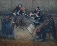 The Musicians by Helen Grunwald (2 of 10)