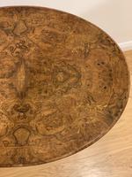Victorian Walnut Tripod Table (3 of 10)