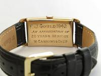 Gents 1940s Helvetia Wrist Watch (4 of 5)