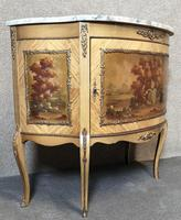 20th Century Marble Top Commode / Side Cabinet2 (3 of 11)