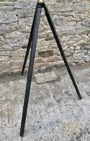 Antique Broadhurst Clarkson & Co Brass Telescope on Tripod (13 of 14)