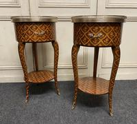 Finest Pair of French Bedside Tables (28 of 29)