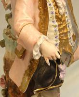 Antique German Porcelain Candelabra (14 of 18)