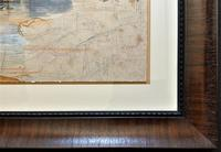 Large Early 1900s Venetian Venice Landscape Watercolour Study Sketch Painting (11 of 14)