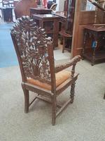 Antique Burmese Chair (3 of 7)