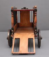 Early 20th Century Model of a Circus Wagon (5 of 10)