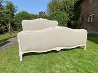 Superkingsize French painted bed (6 of 6)