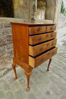 George II Walnut Chest on Stand (6 of 12)