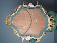 Victorian French Giltwood Girandole Mirror (10 of 10)