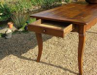Fabulous Large French Fruitwood Farmhouse Table (5 of 11)