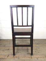 Set of Six 19th Century Welsh Oak Farmhouse Chairs (8 of 14)
