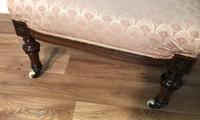Victorian Burr Walnut & Inlaid Salon Suite (21 of 38)