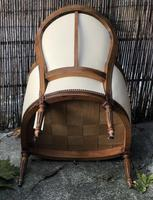 Pair of French Bergere Armchairs (7 of 10)