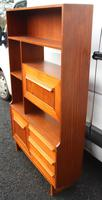 1960's Teak Room Divider with Shelves and Cupboard (3 of 4)
